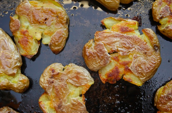 Crispy-Smashed-Potatoes