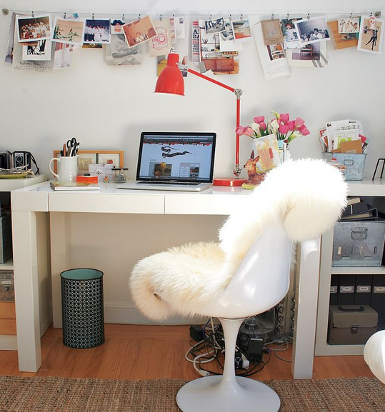 office inspiration | the life scout