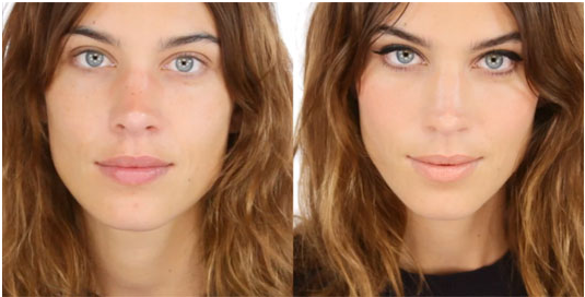 Alexa-Chung-Before-&-After