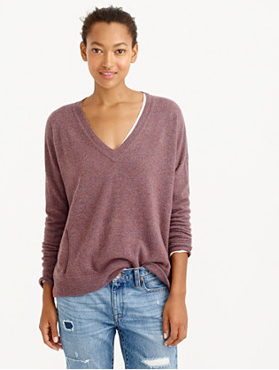 J-Crew-V-neck-Cashmere-sweater