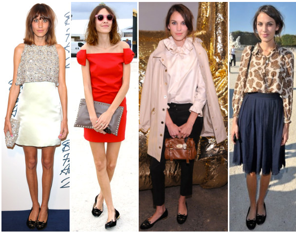 Alexa-Chung-in-Charlotte-Olympia-Kitty-Shoes